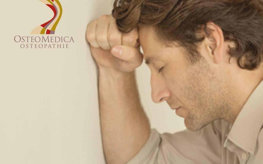 Hoofdpijn en osteopathie!
